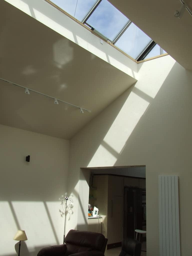 Patience and Highmore's Blackhall project. Architects in Edinburgh.