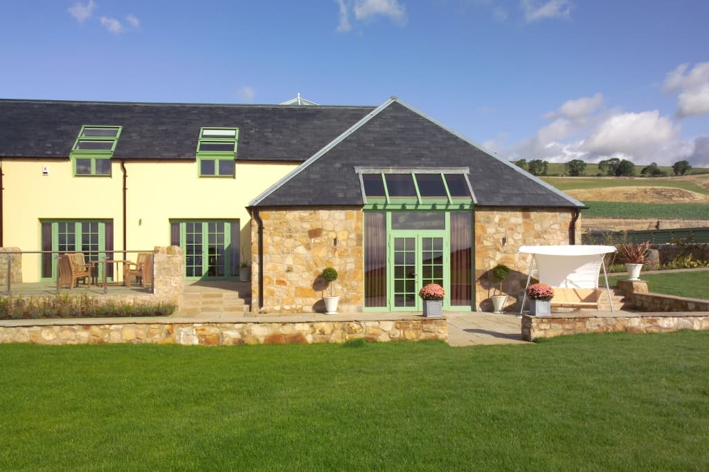 Patience and Highmore's Aberdour Steading project
