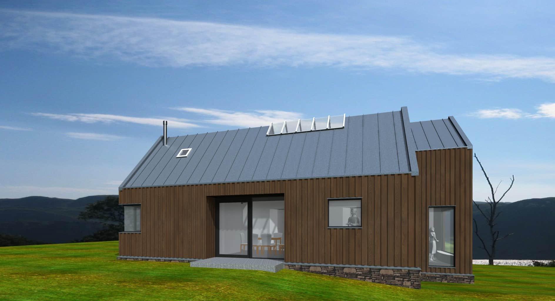 Western Isles House